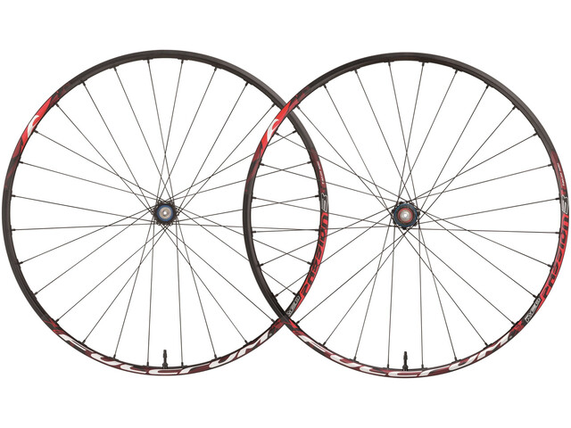"Fulcrum Red Passion 3 Wheelset 27,5"" 6-Hole Shimano black"